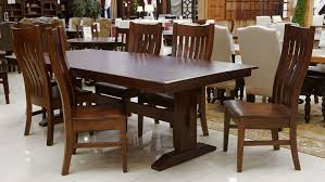 Escobas Dining Table With Bexar County Chairs Large