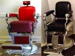 Emil J Paidar Barber Chair Headrest by Takara Belmont Salons Barber Shops Pinterest