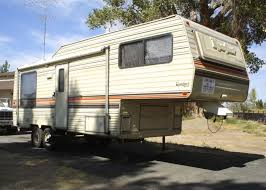 Aljo 1984 5th Wheel Travel Trailer For Sale 3000 Clean Upgraded