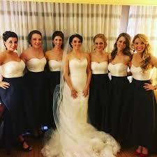 online get cheap two toned bridesmaid dresses aliexpress com