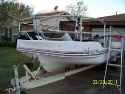 Bayliner 190 Deck Boat by 1983 Deck Boat Transom Deck Stringer Replacement Help Page 1