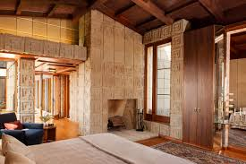 100 Frank Lloyd Wright Textile Block Houses The Landmark Ennis House S Opus