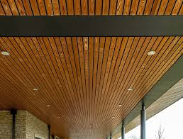 104 Wood Cielings Photos Of Solid Ceilings Exterior By Hunter Douglas Architectural
