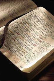 The Bible Thats Falling Apart Usually Belongs To Someone Who Isnt