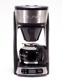 BUNNs New 10 Cup Home Coffee Maker Receives Coveted SCAA Certification