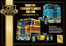 1:25 White Freightliner 2-in-1 Plastic Model Kit | Model Kits-semi ... 3 Easy Steps To Configure Work Truck Wetline Kits Parker Chelsea Grizzlor Papercraft Model Spyker Enterprise Plastic Trucks Youtube Hoovers Glider Rc4wd Trail Finder 2 Kit Wmojave Ii Body Set Tamiya 114 King Hauler Tractor Towerhobbiescom Rc Land Air Water Scale From Rocousa Out Of Production Top Car Reviews 2019 20 Peterbilt Peterbuilt Wrecker Revell 125 Build Re Amazoncom Round Llc Kenworth W925 Movin On Semi Toys Tennessee Dealer Skirts Emission Standards With Legal Loophole New Models Best