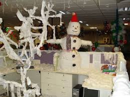 Cubicle Decoration Themes In Office For Christmas by Christmas Office Decorations Awesome Dma Homes 59450