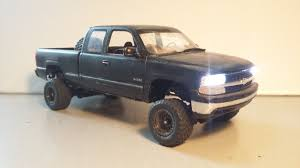 Build A New Chevy Truck New Reely Redcat Sumo Losi Micro Crawler ...