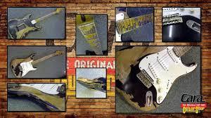 John Mayer Black One Road Replica By Jim Cara The