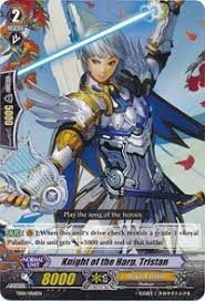 Vanguard Trial Deck 1 by Knight Of The Harp Tristan Trial Deck 1 Blaster Blade