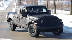 Jeep Scrambler Pickup Spied On The Streets Near FCA HQ 2018 Jeep Pickup Truck Front Photo Car Release Preview Heritage 1950 Willys The Blog 2019 Wrangler Spied Protype Tries To Hide Its Unwrapping The First Glimpse New Onallcylinders Eurautonewscom Why New Will Not Be Based Interior Wallpapers Fca Confirms Grand Wagoneer Allnew Pickup Truck Performancedrive Lost Cars Of 1980s Comanche Hemmings Daily To Debut At La Auto Show News Top Speed Coming With Convertible Option Medium Duty Work