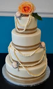 Rustic Elegance Wedding Cake