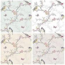 Beautiful Room Decor Holden Phoebe Birds Wallpaper