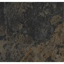 shop style selections aspen sunset porcelain slate floor and wall