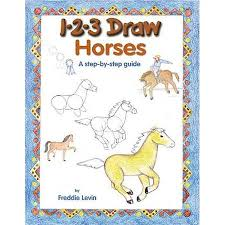 1 2 3 Draw Horses A Step By Guide