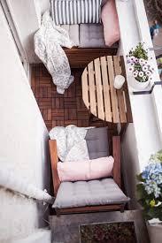 unser kleiner mini balkon tipps einrichten staufläche