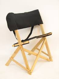 Portable Directors Chair by Gold Medal Sportsman Musicians Portable Folding Chair