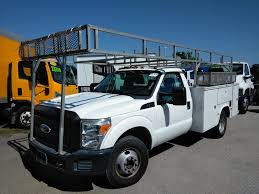 FORD SERVICE - UTILITY TRUCK FOR SALE | #1456