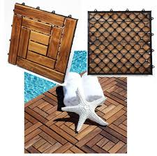 Lowes Canada Deck Tiles by Flooring Cool Slated Interlocking Deck Tiles For Pool Deck