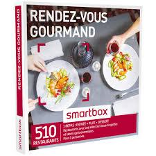 smartbox cours de cuisine coffret smartbox ateliers culinaires et œnologiques coffrets