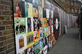 Joe Strummer Mural London Address by Egotripland Com A True Wall Of Sound Looking Back At London U0027s