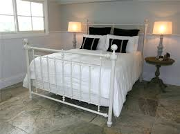 Metal King Size Headboard Cream Metal King Size Headboard Bed
