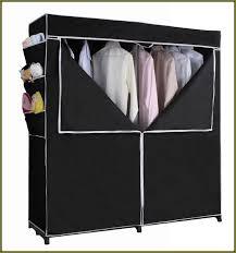 Walmart Wardrobe Closet Elegant Amazing Portable Wardrobe Closet