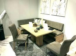 Dining Room Table Modern Design Booth Sets Dinner Corner Set