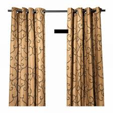 Ikea Sanela Curtains Brown by Ikea Curtains Heavy Decorate The House With Beautiful Curtains
