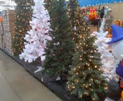 White Christmas Trees Walmart by White Christmas Trees At Walmart Pictures Reference