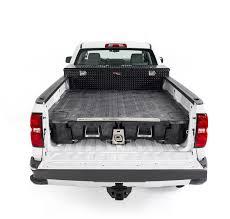 chevy silverado 8 bed decked truck bed storage system shop now