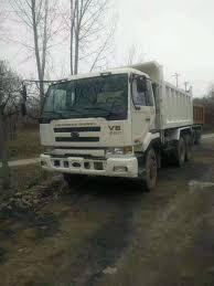 100 Nissan Diesel Trucks Pkd 411 Awesome Sel Ud Used Dump Truck