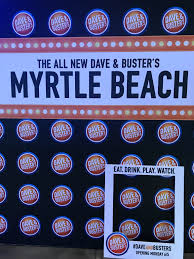 Dave And Busters Halloween 2017 by Celebrity Chef Aarón Sánchez From The Food Network To Myrtle Beach
