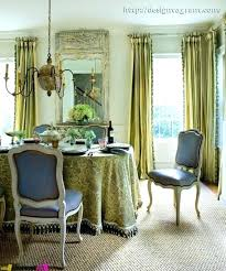 Living Room And Dining Curtain Ideas Curtains Windows With Regard To Drapes