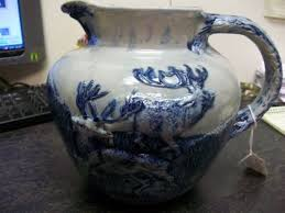 59 best Stoneware Yellow Ware Pottery images on Pinterest