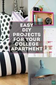 Diy Apartment Decorating Best 25 Decor Ideas On Pinterest College Pictures