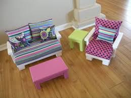 Barbie Living Room Furniture Set by 28 Best Ag Living Room Images On Pinterest Miniature Sofas And