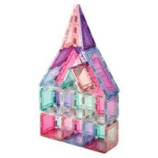 Valtech Magna Tiles Clear Colours 100 Pack by Valtech Magna Tiles Clear Colors 100 Pack Blocks Pinterest