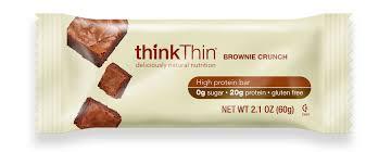IDCC 240 Redesign Of Thinkthin Protein Bar Magazine Ad