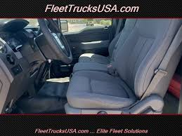 100 Elite Truck Seats 2012 Ford F150 XL Fleet Work 8 Foot Long Bed For Sale In Las