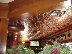 the rellik tavern used talissa s decor pvc ceiling tile 205