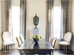 Dining Room Curtains Design Ideas