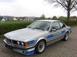 Amazing rare BMW Alpina B7 Turbo Coupé For Sale 1980 on Car And