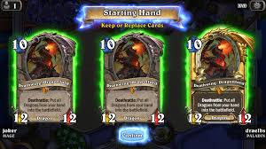 this week s tavern brawl is top 2 hearthstone