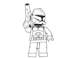 Special Lego Star Wars Coloring Pages To Print Awesome Color Books Ideas