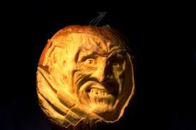 Freddy Krueger Pumpkin by Anthony Tryptobot Twitter