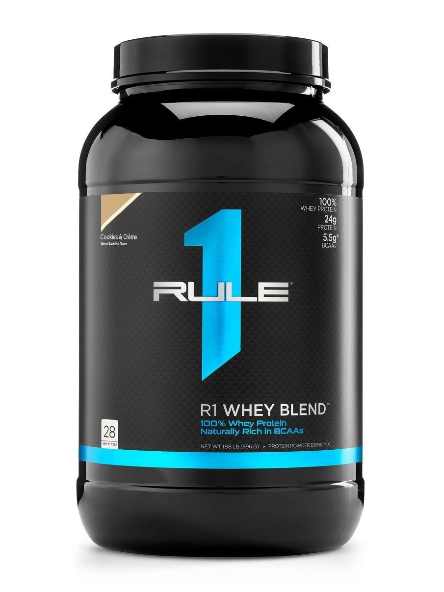 Rule One Proteins R1 Whey Blend - Cookies & Creme