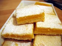 requia cuisine carres au citron la recette chez requia cuisine et confidences