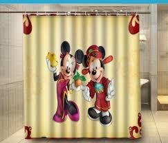 Mickey Minnie Bathroom Decor by Bathroom Minnie Mouse Bathroom Sets Mickey Mouse Shower Curtain