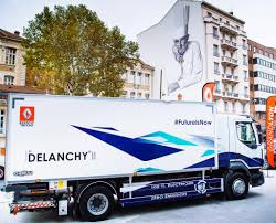 Refrigerated Truck With Electric Power Train Launched By Renault ...